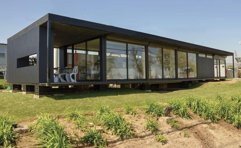 casas mediterraneas prefabricadas