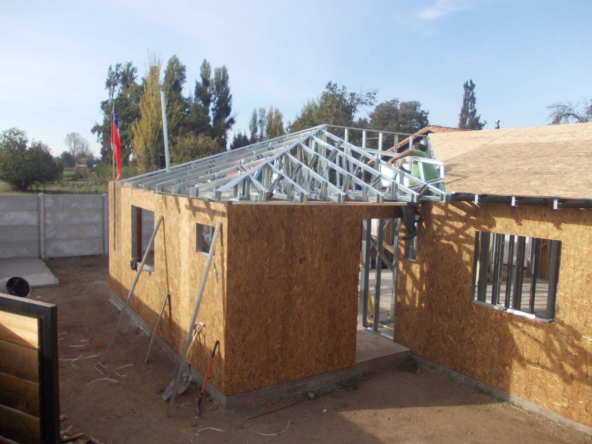 modelo casa metalcom