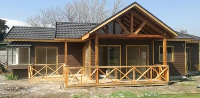 casa prefabricada en chillan