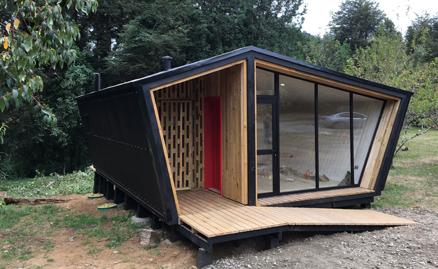 casa prefabricada en valdivia