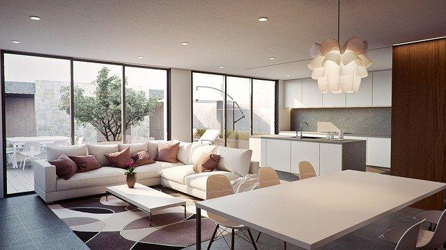 Decorar el interior de tu casa prefabricada