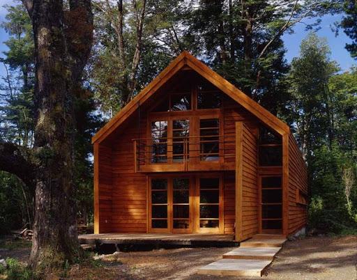 casa prefabricada en v region