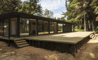 casa container modelo a