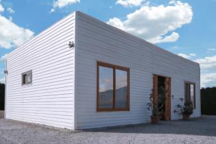 casa prefabricada basica barata modelo a