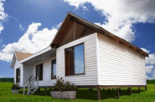 casa prefabricada basica barata modelo b