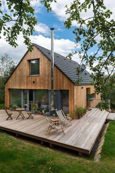casa prefabricada en santiago