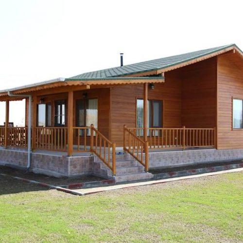 casa prefabricada en temuco