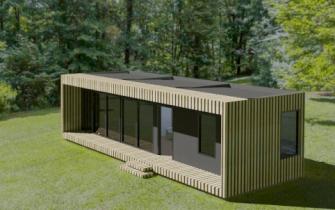 tiny house modelo c